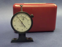 Depth Gauge w/ Storage Case